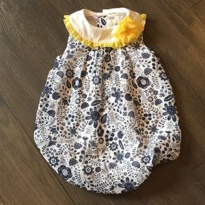 Other - 🎉3 for $20🎉 Girl's Romper, 9 months